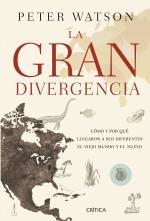 Portada del libro La gran divergencia