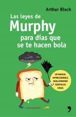 Portada del libro Las leyes de Murphy para tiempos difíciles
