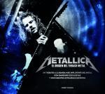 Portada del libro Metallica. El origen del thrash metal