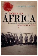 Portada del libro Morir en África