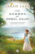 Portada del libro A la sombra del árbol Kauri