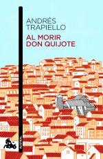 Portada del libro Al morir don Quijote