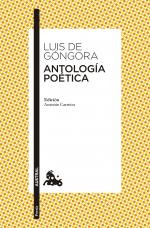 Portada del libro Antología poética
