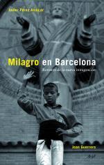 Portada del libro Milagro en Barcelona