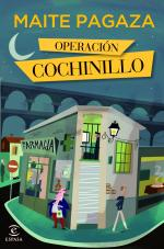 Portada del libro Operación cochinillo