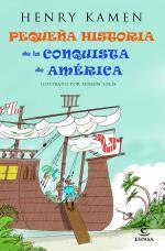 Portada del libro Pequeña historia del descubrimiento de América