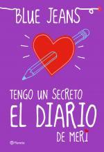 Portada del libro Tengo un secreto: el diario de Meri