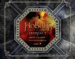 Portada del libro El Hobbit: La Batalla de los Cinco Ejércitos. Crónicas V. Arte y diseño