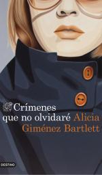 Portada del libro Crímenes que no olvidaré