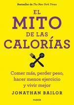 Portada del libro El mito de las calorías