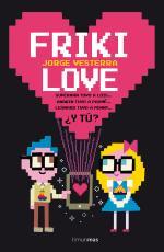 Portada del libro Friki Love