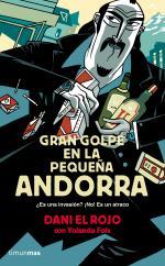 Portada del libro Gran golpe en la pequeña Andorra