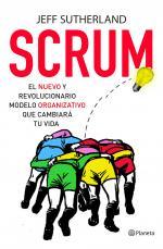 Portada del libro Scrum