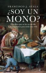 Portada del libro ¿Soy un mono?