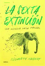 Portada del libro La sexta extinción