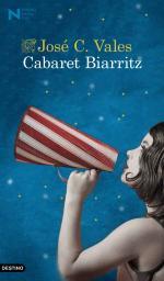 Portada del libro Cabaret Biarritz