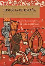 Portada del libro Épocas medievales