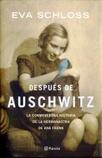 Portada del libro Después de Auschwitz