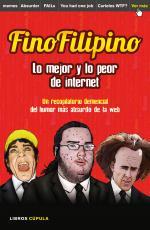 Portada del libro FinoFilipino. Lo mejor y lo peor de internet