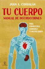 Portada del libro Tu cuerpo. Manual de instrucciones