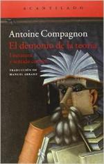 Portada del libro El demonio de la teoría. Literatura y el sentido común