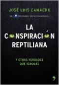 Portada del libro La conspiración reptiliana