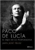 Portada del libro Paco de Lucía. El hijo de la portuguesa