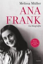 Portada del libro Ana Frank. La biografía