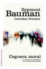 Portada del libro Ceguera moral