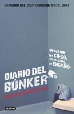 Portada del libro Diario del búnker