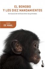 Portada del libro El bonobo y los diez mandamientos