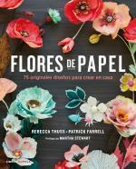 Portada del libro Flores de papel