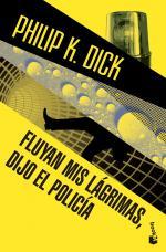 Portada del libro Fluyan mis lágrimas, dijo el policía
