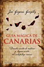 Portada del libro Guía mágica de Canarias