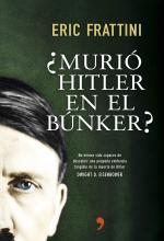 Portada del libro ¿Murió Hitler en el búnker?
