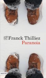Portada del libro Paranoia