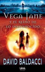 Portada del libro Vega Jane y el reino de lo desconocido