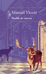 Portada del libro Desfile de ciervos