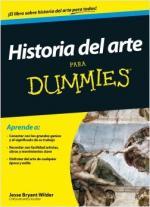 Portada del libro Historia del arte para Dummies