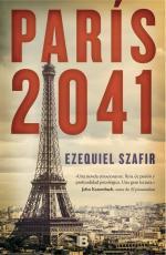 Portada del libro París, 2041
