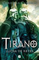 Portada del libro Tirano. Lucha de reyes