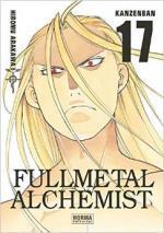 Portada del libro Fullmetal alchemist kanzenban 17