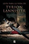 Portada del libro Guía para la vida de Tyrion Lannister