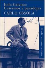 Portada del libro Italo Calvino: Universos y paradojas