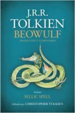 Portada del libro Beowulf