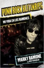 Portada del libro Punk Rock Blitzkrieg: Mi vida en los Ramones