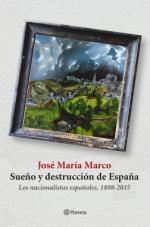 Portada del libro Sueño y destrucción de España
