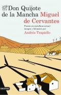 Portada del libro Don Quijote de la Mancha