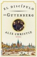 Portada del libro El discípulo de Gutenberg