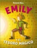 Portada del libro Emily y el tesoro mágico